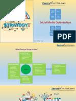 Social Media Optimization Service   Zentryx
