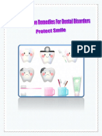 Effective Home Remedies For Dental Disorders Protect Smile