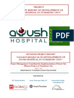 Concept Report AYUSH Hospital