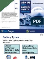 Battery Slides