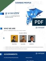 Syntizen Business Profile