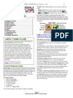 Forlorn Rules (Sheet) v1-0