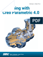 Designing with Creo Parametric 4.0 - SDC Publications