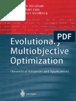 Abraham a., Et Al. - Evolutionary Multiobjective Optimization_ Theoretical Advances and Applications-Springer (2005)