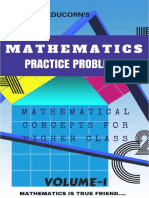 Mathematics Practice Problems Vol 1.pdf
