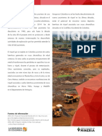 Minerales en Colombia