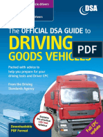 Driving Goods Vehicles