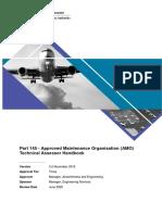 Part 145 Assessor Handbook - CASA