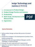 product design technology ppt