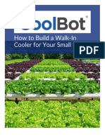 How to Build a Walk in Cooler for Your Small Farm 3.17