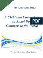 Autism Dog Case Study