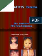 Dermatitis & Eczema 2007