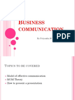 Business Communication2019