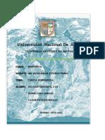 Análisis de Cuenca Hidrologica