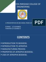 Biodeseal raw material
