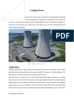 Cooling Tower Assignment