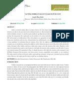 18. Format.factors Impacting Mobile Wallet Usage in Pune City