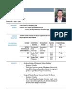 Abhishek Parmar - Resume
