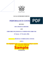 LGS Performance Contract RM vs CD RCD Sample 2016
