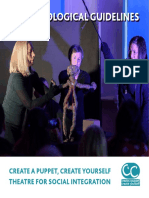 Create a Puppet Create Yourself Methodological Guidelines