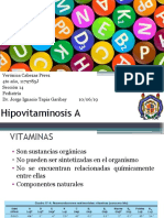 Hipovitaminosis A