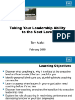 Taking_Your_Leadership-_Tom_Alafat.ppt