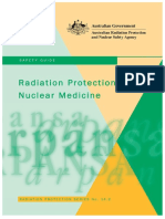 Radiation Protection Medical Radioactive
