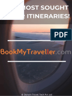 Most Sought After Itineraries
