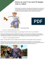12 Frases Totalmente Inusuales Que Calmarán El Berrinche de Tus Hijos en Segundos