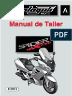 MO Spider Max 500 E3 Ciclistica ESP