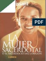 La Mujer Sacerdotal - Org - Jo Croissant
