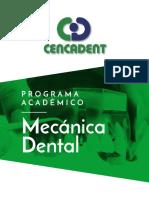 Programa Mecanica Dental
