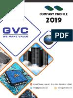 GVC Profile 2019