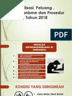 Materi Peluang Kerja Tahun 2019 Naker Jepara