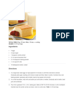 cake recipes 2.docx