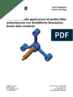SolidWorks Simulation Italian language