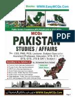 Pakistan Affairs PMS CSS PPSC Ikram Rabbani PDF Caravan Guide.pdf