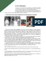 Gauguin Et Le Mythe de l'Androgyne