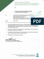 0856 - Division Memorandum No. 145, s. 2019