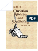 Christian Writing and Publishing