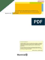 Guide de référence des systèmes de pondération et d'évaluation, des comités de sélection et des comités techniques