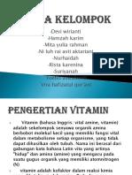 Kelompok 1 Vitamin.pptx