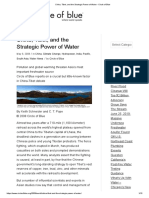 China, Tibet, And the Strategic Power of Water - Circle of Blue