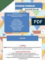Manajemen Dan Organisasi Apotek 1