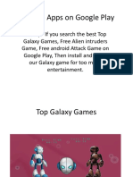Galaxy - Apps on Google Play
