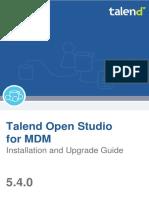 Talendopenstudio Mdm Ig 5.4.0 En
