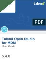 Talendopenstudio Mdm Studio Ug 5.4.0 En