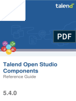 Talendopenstudio Components Rg 5.4.0 En