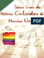 delicioso livro de historias coloridas de monseieur
