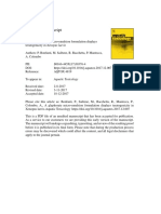 A glyphosate micro-emulsion formulation displays teratogenicity in Xenopus Laevis.pdf